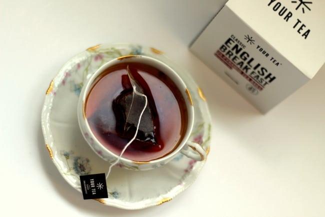 your tea english breakfast