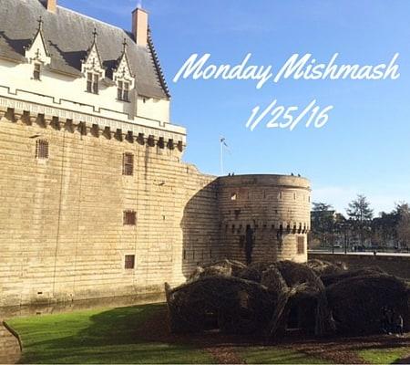 Monday Mishmash1-25-16