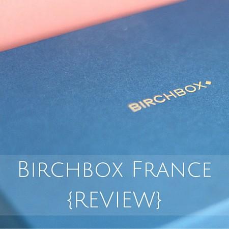 birchbox france review