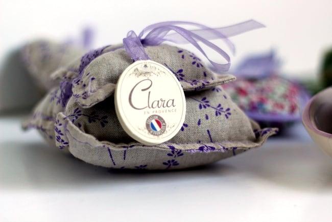 clara en provence lavender products