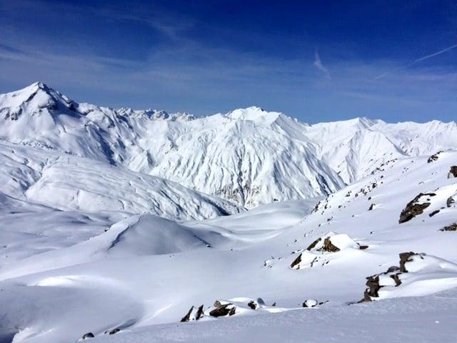 les menuires ski trip