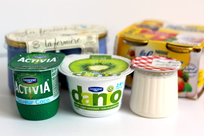 french yogurt varieties