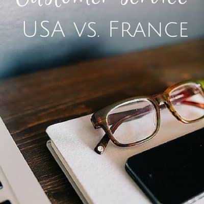 Customer service in France vs. the USA