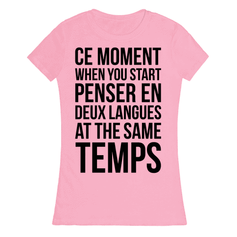 french tshirt messed up english