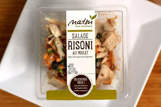 natsu risoni chicken salad