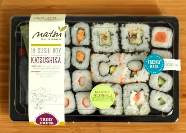 natsu sushi review