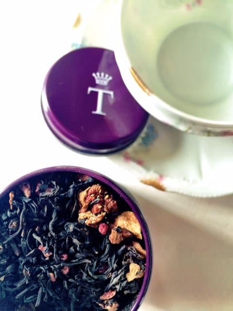 tea palace berry tea