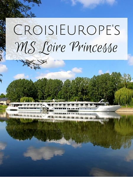 France River Cruise A Closer Look At CroisiEuropes MS Loire - France river cruise