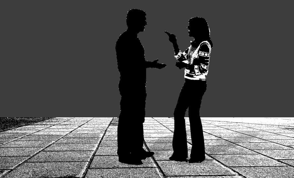 foreign language conversation practice