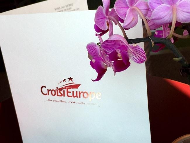 croisieurope flower details