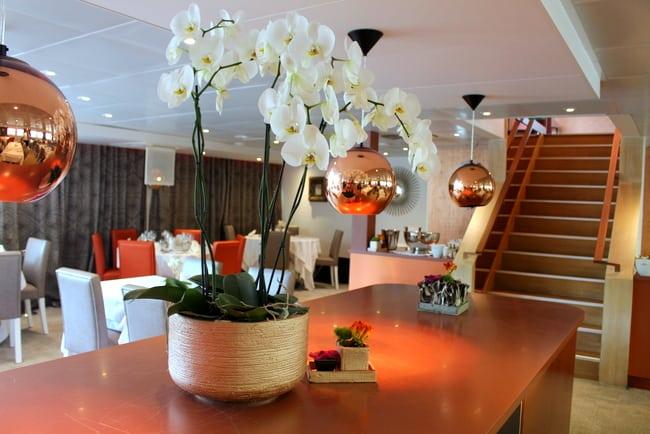 croisieurope restaurant ms loire princesse