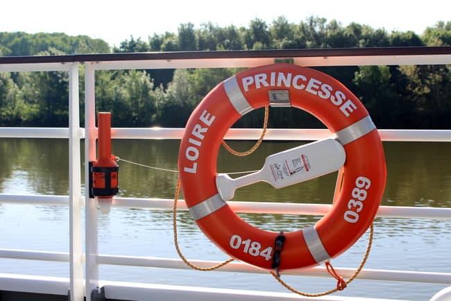 loire princesse sun deck