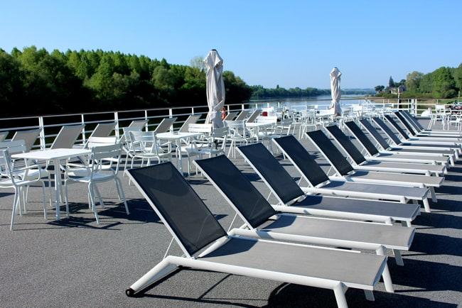 sun deck chairs croisieurope