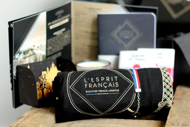 lesprit francais box gift