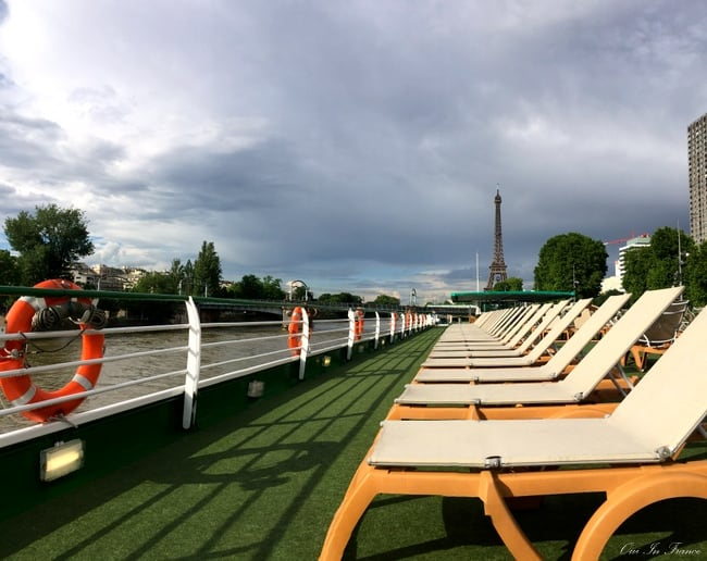 seine princess sun deck paris