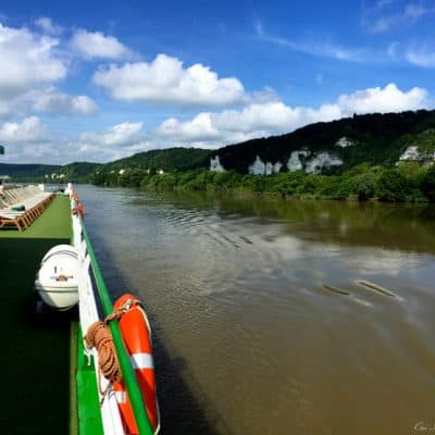France river cruise with CroisiEurope: Paris to Normandy
