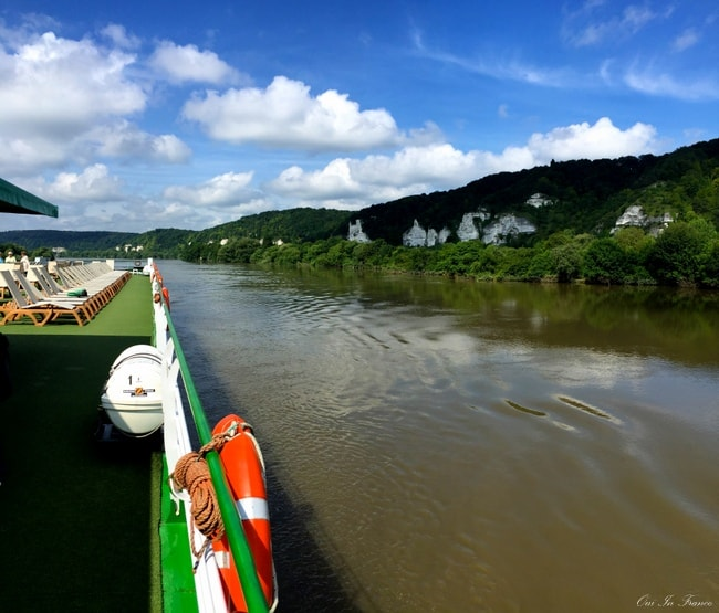croisieurope cruise to normandy