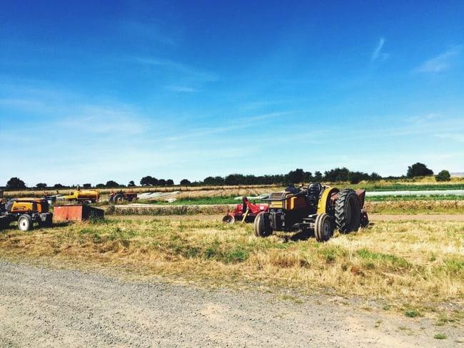 farm tractors france