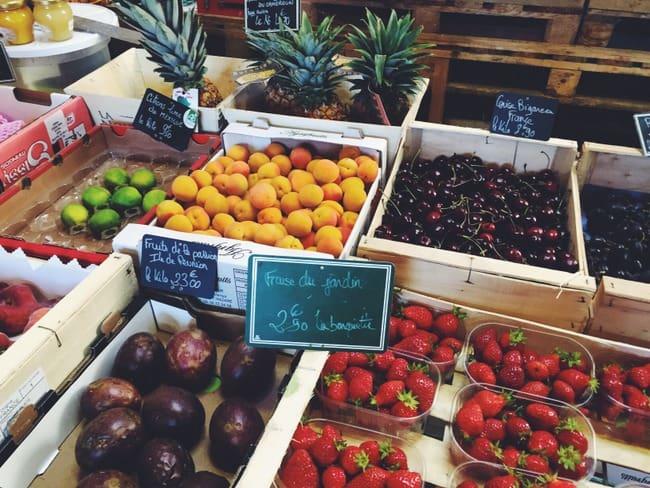 france farmers market
