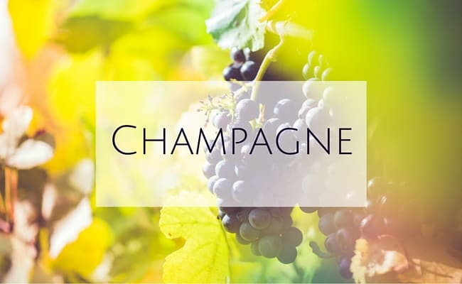 how to say champagne like a french person