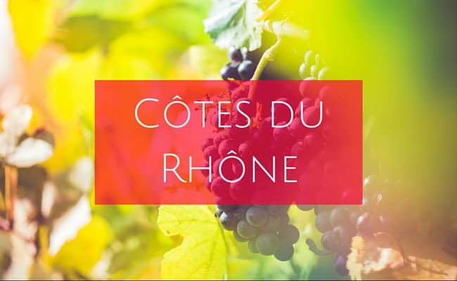 how to say cote du rhone