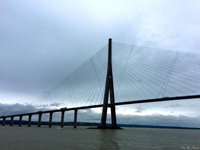 pont de normandy france