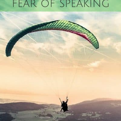 Getting over your fear of speaking in a foreign language (and why you just have to do it)