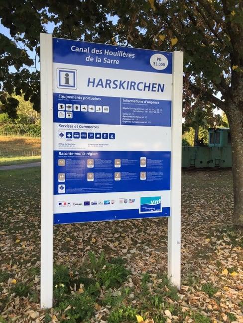 facilities at harskirchen