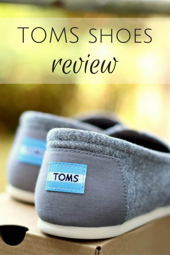TOMS womens shoes review