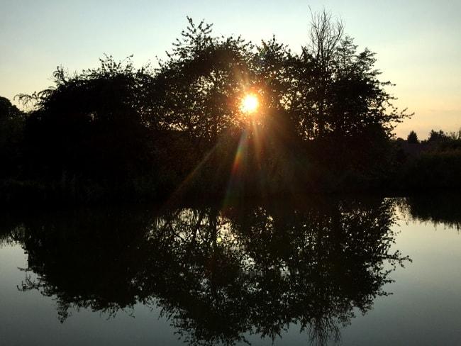 harskirchen-sunset-on-canal