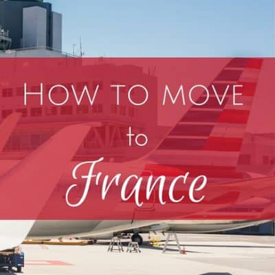 How to move to France