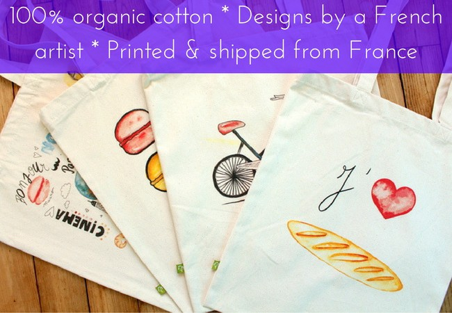 tote bags french designs