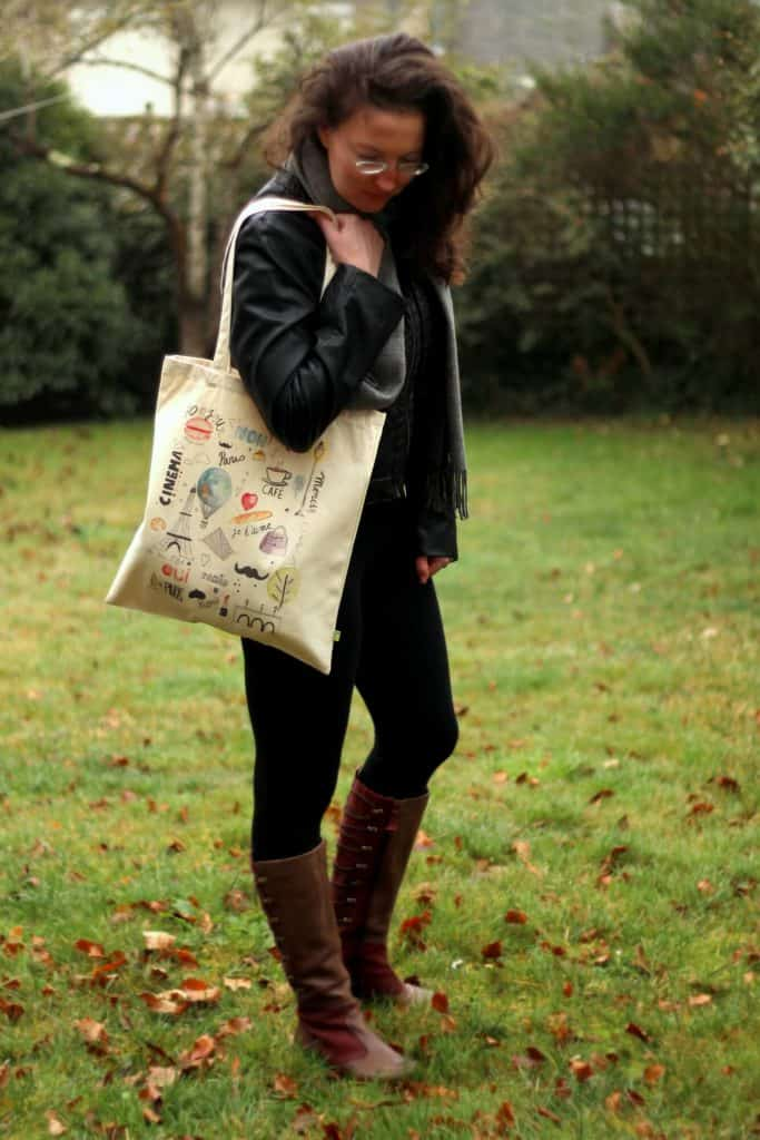 french tote bag designs