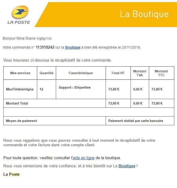 la poste is terrible