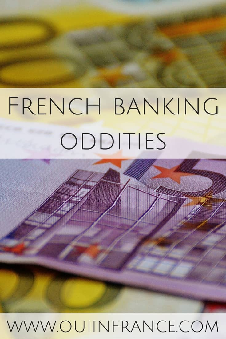 French banking oddities