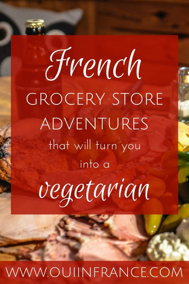 french grocery store make you go vegetarian