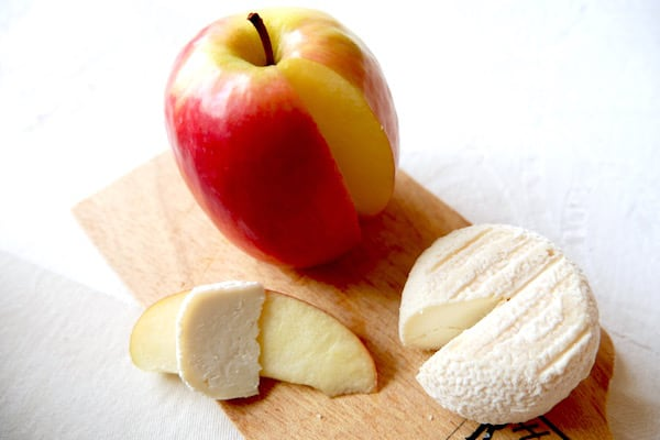 pink lady apple and cheese france