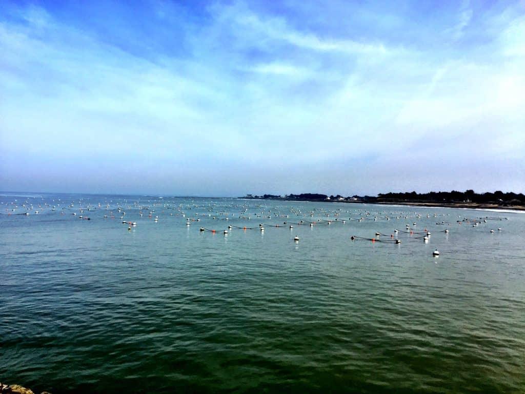 pointe saint gildas france buoys
