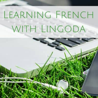 Learning French with Lingoda (REVIEW)