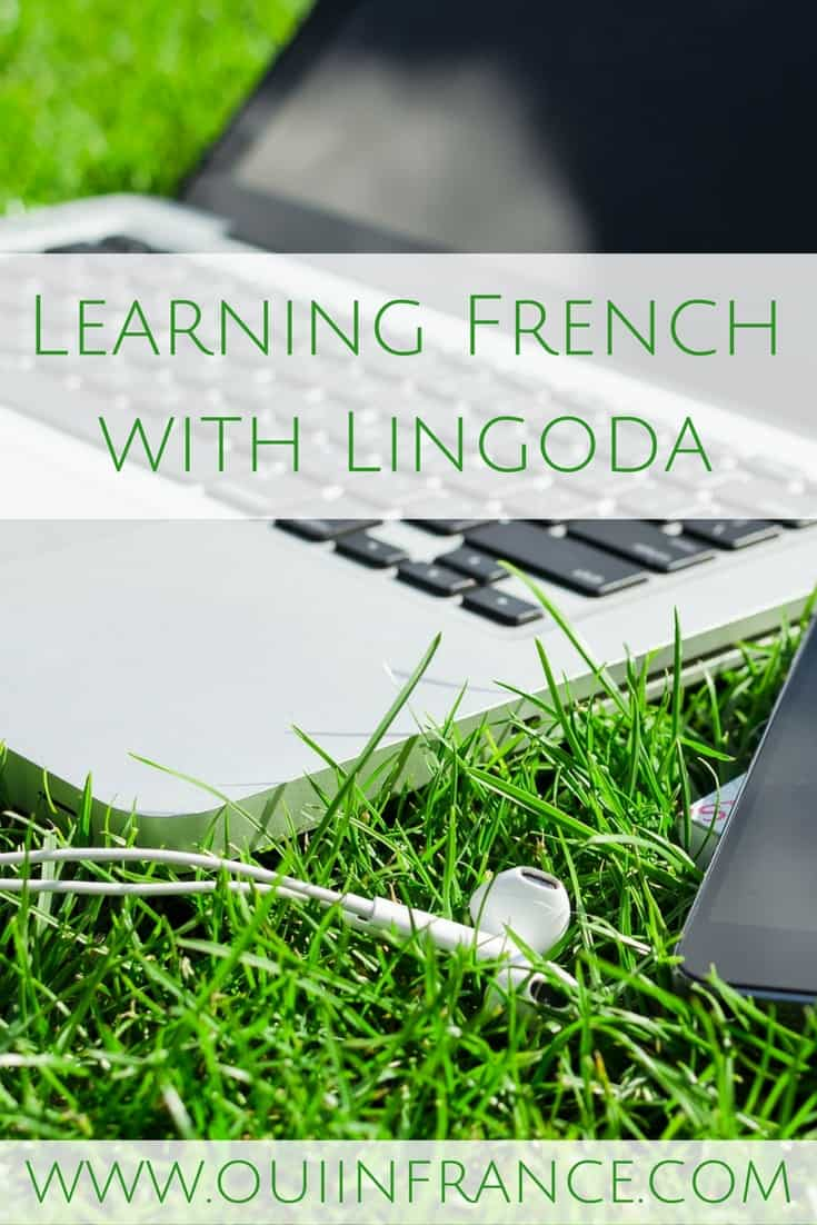 Learning French with Lingoda review