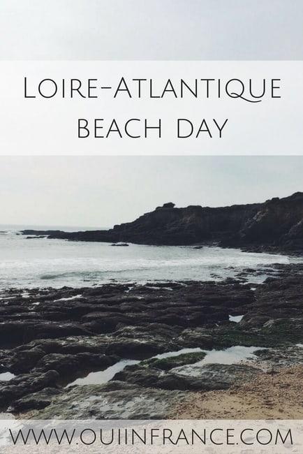 Loire-Atlantique beach day