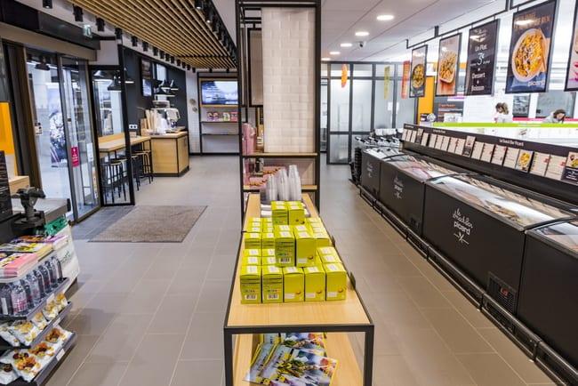 picard store interior