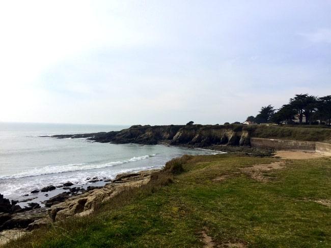 prefailles france beach