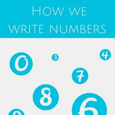 French 7 explained: American vs. French and how we write numbers