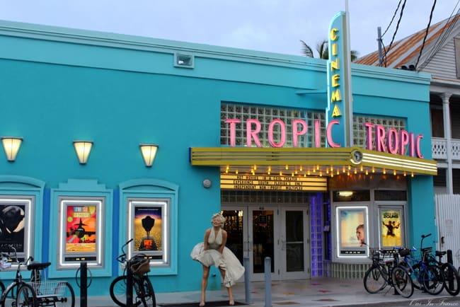 florida keys cinema