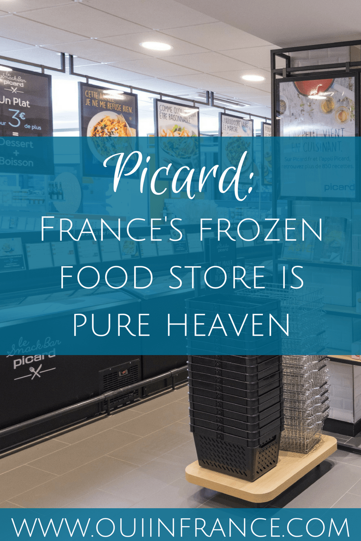 picard frozen food