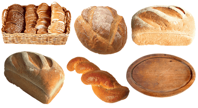 types of bread france