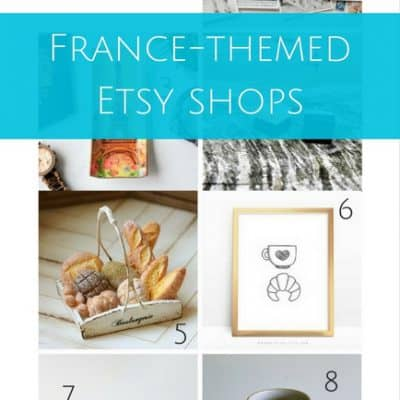France-themed Etsy shops worth a look