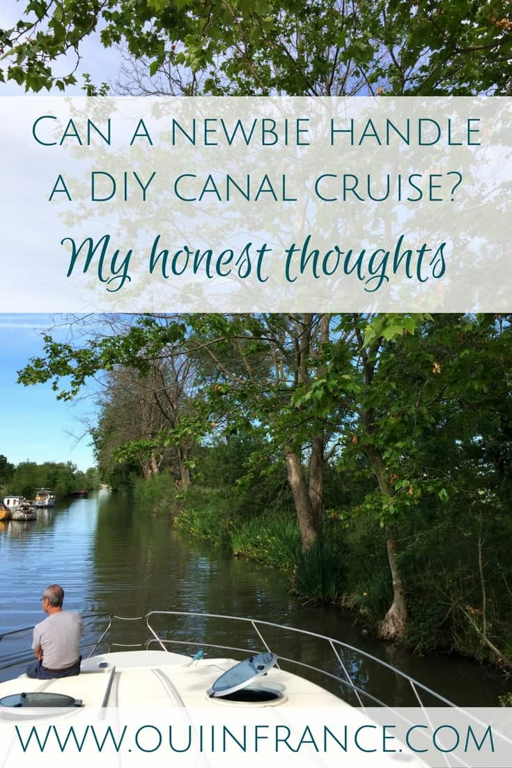 Can a newbie handle a DIY canal cruise boat-