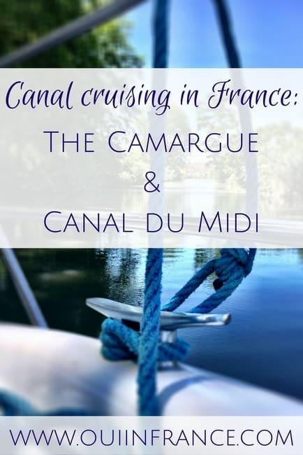 canal cruise canal du midi france